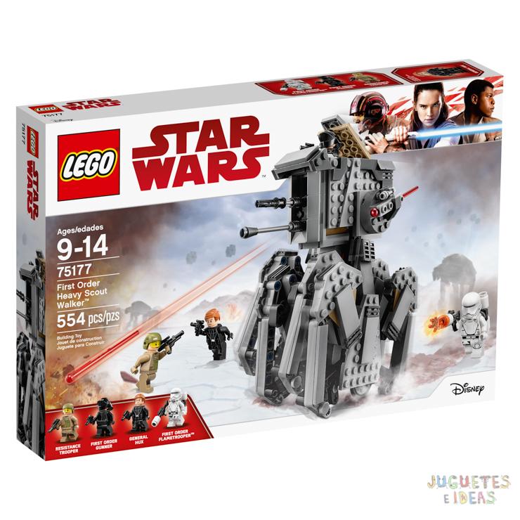 75177_ LEGO Star Wars First Order Heavy Scout Walker_Box