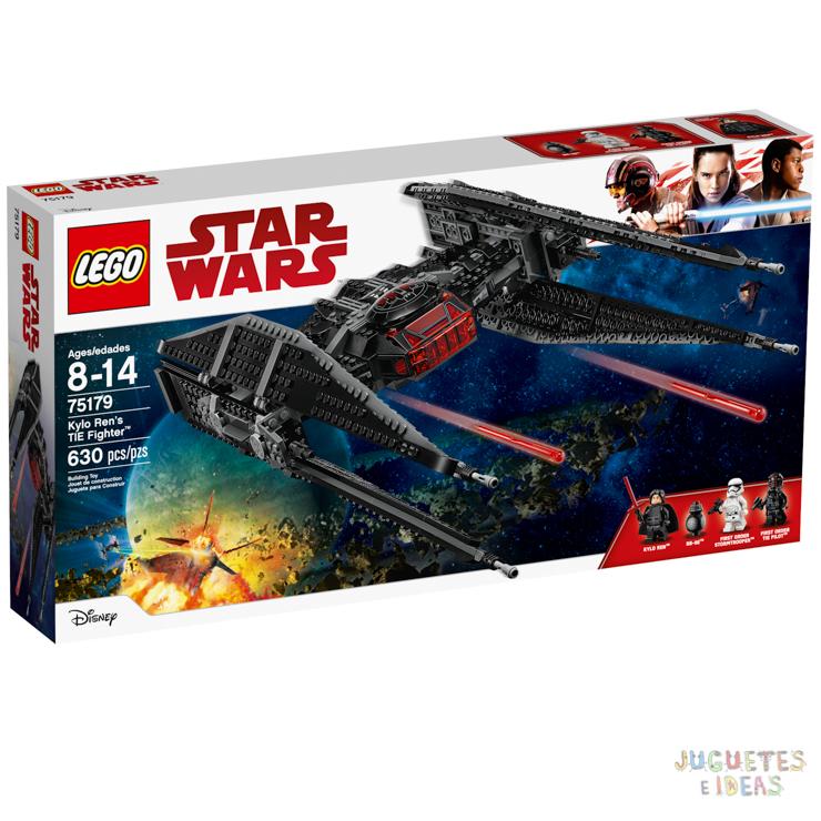 75179_LEGO Star Wars Kylo Ren's TIE Fighter_Box