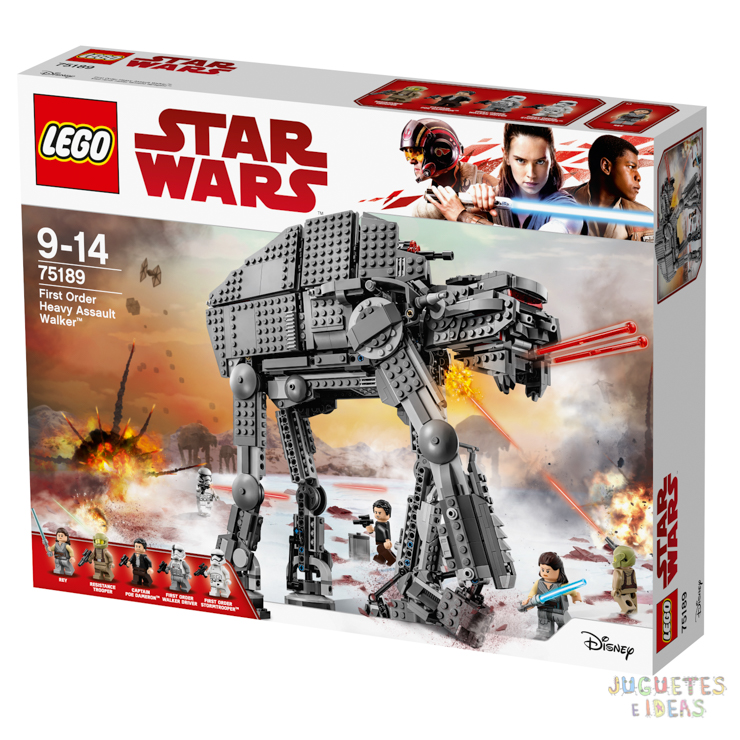 75189_LEGO Star Wars First Order Heavy Assault Walker_Box