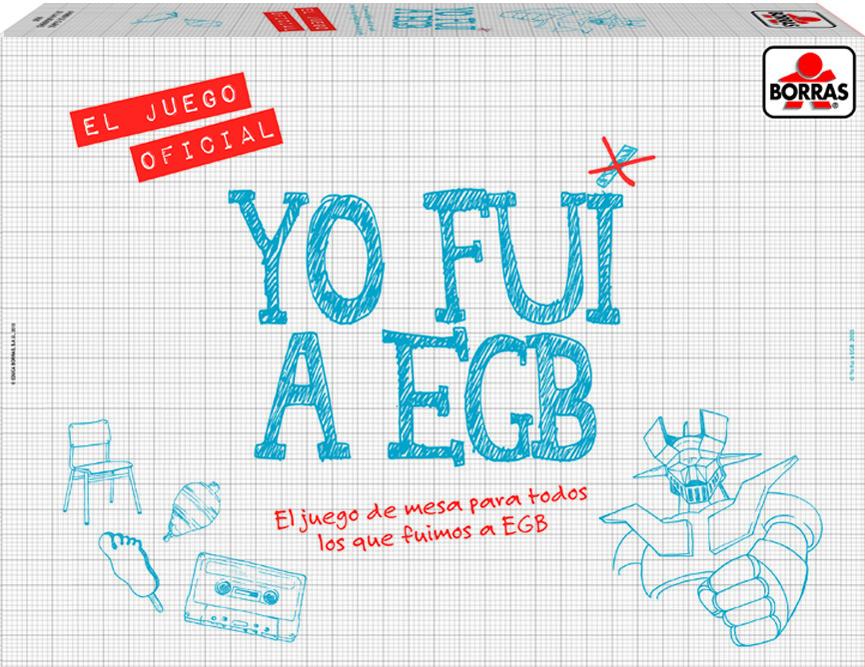 BORRAS - Yo Fui a EGB juguetes e ideas