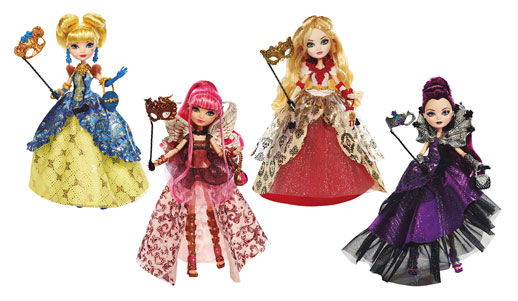 Blog de juguetes_Juguetes e ideas_ Ever After High_la gran coronación