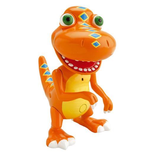 Gana tres dinosaurios interactivos de Dinotren la serie de ClanTV