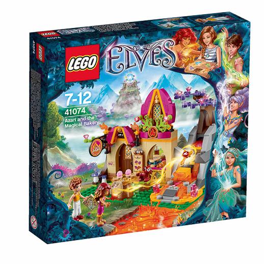 LEGO Elves Juguetes e ideas Videoblog-5
