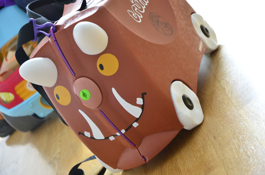 Maleta Trunki Juguetes e ideas