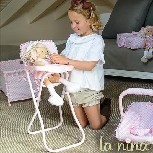 Muñecas de trapo y cocinitas de madera La Nina Diset_Juguetes e ideas-2