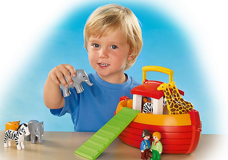 Playmobil 123_Arca de Noe Maletin_Juguetes e ideas-3