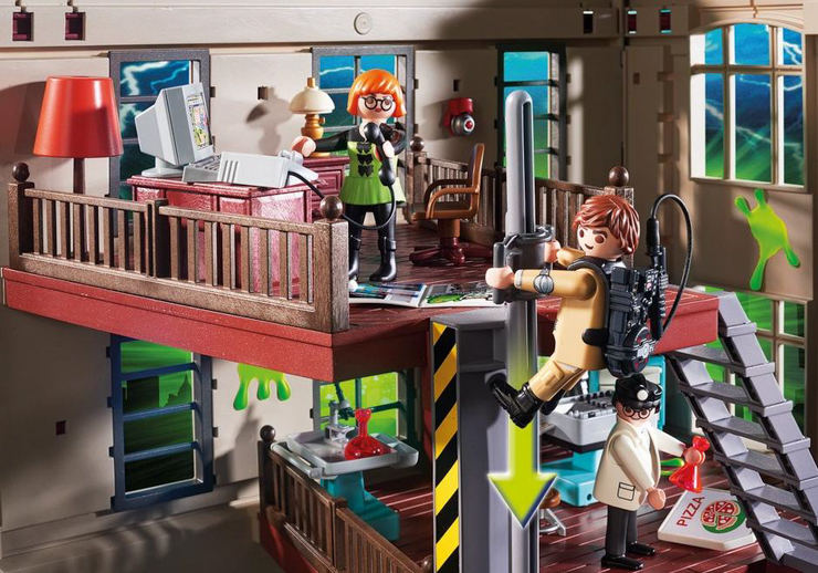 Playmobil-cazafantasmas-cuartel-parque-de-bomberos-ghostbusters-sorteo-Jugueteseideas-4