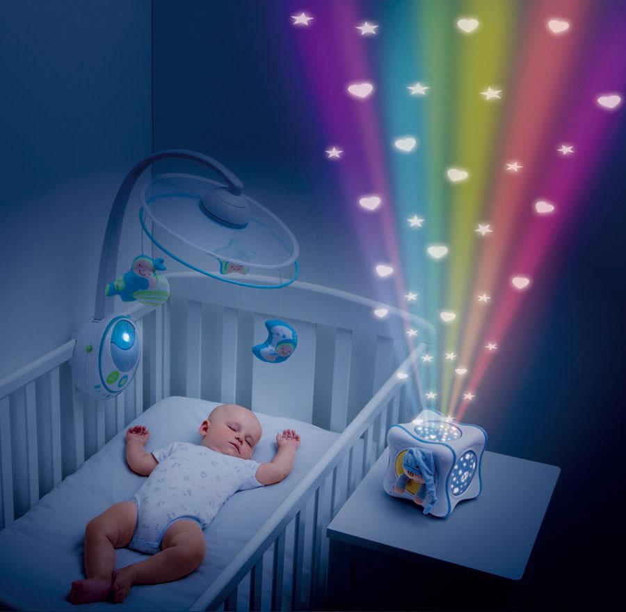 Cubo arco iris el proyector para beb s de chicco blog - Proyectores de luz ...
