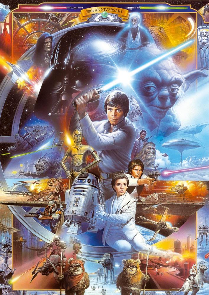 Sorteo nuevos puzzles de Star Wars de Educa Borras-5