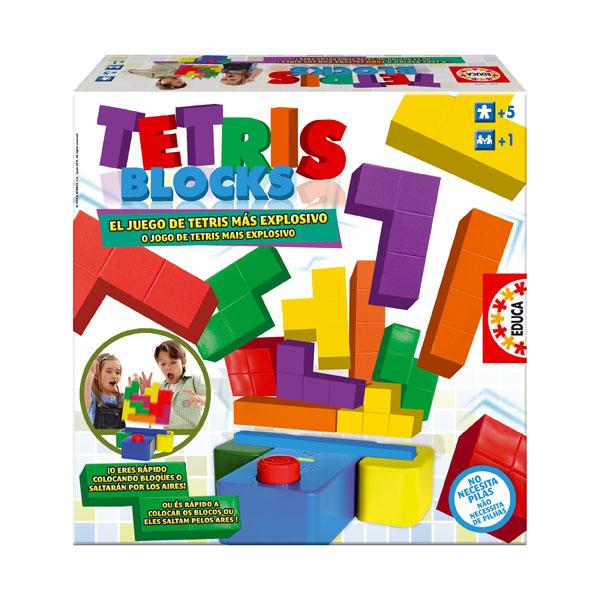 Tetris Blocks El Juego De Tetris Mas Explosivo Blog De Juguetes
