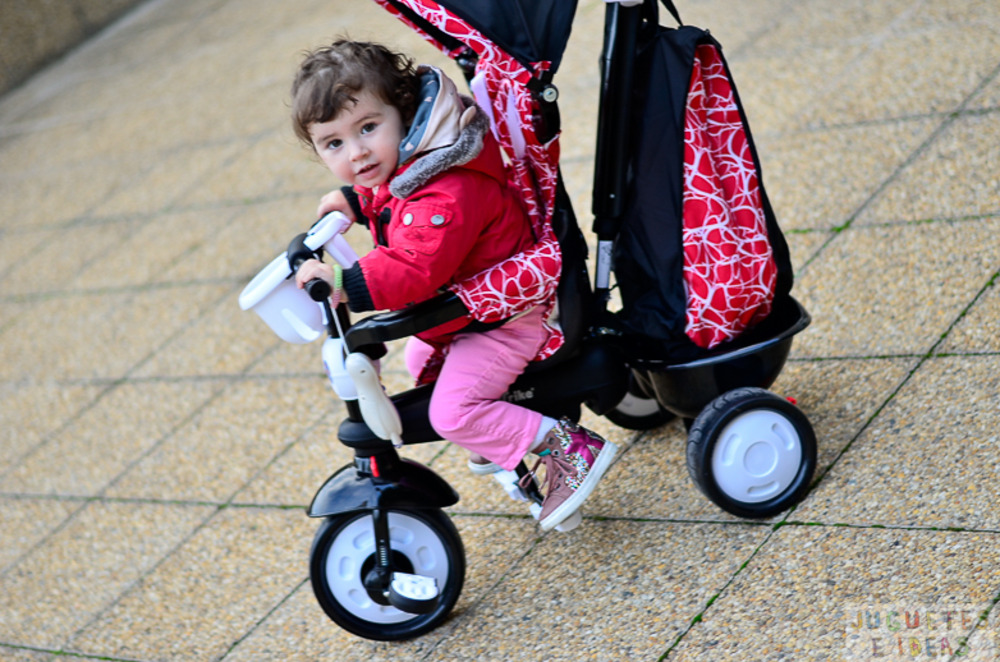 Triciclo evolutivo Smartrike Chic_juguetes e ideas-4