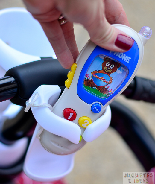 Triciclo evolutivo Smartrike Chic_juguetes e ideas-5