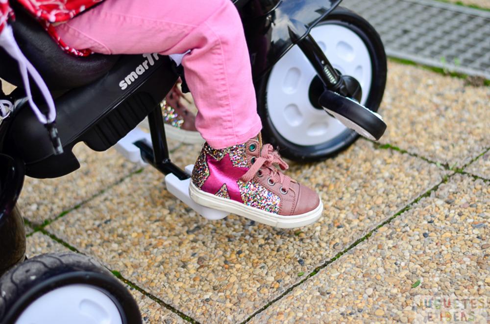 Triciclo evolutivo Smartrike Chic_juguetes e ideas