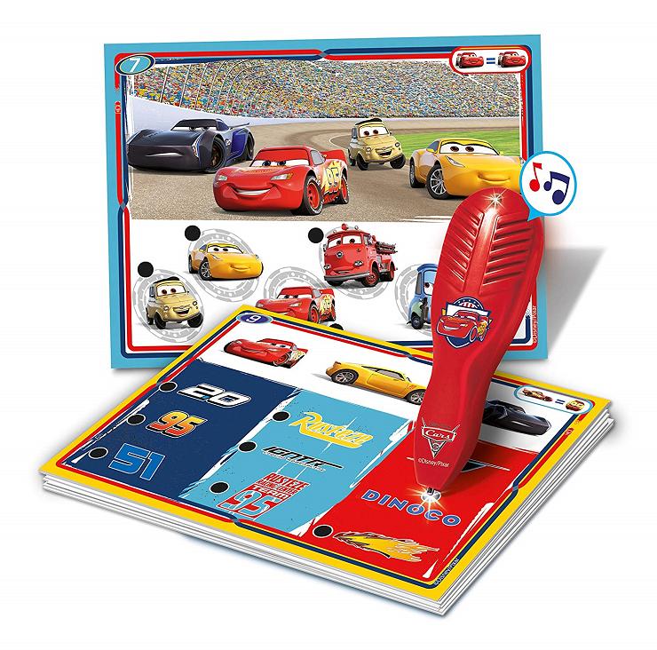boli-interactivo-cars-3-clementoni