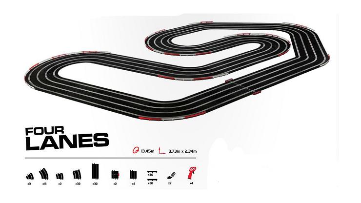 circuito-four-lanes-ninco