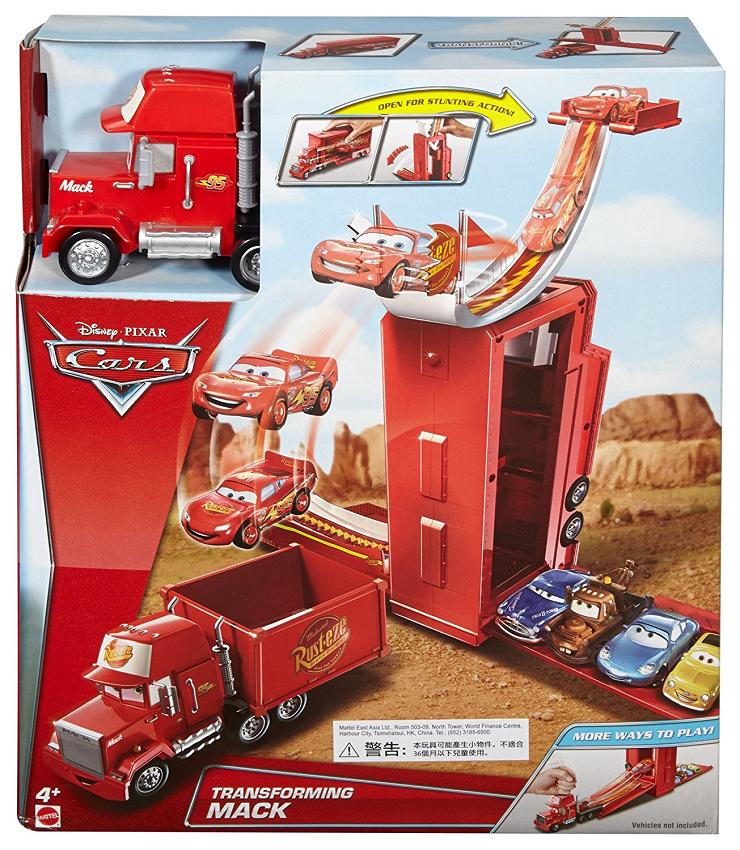 Disney cars 3 mack supercami n 1 2 3 - Cars en juguetes ...