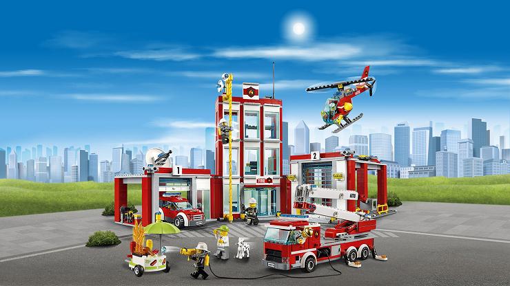 estacion-de-bomberos-lego-city