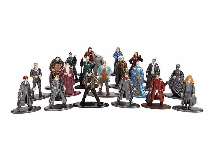 figuras-nano-metalfigs-harry-potter