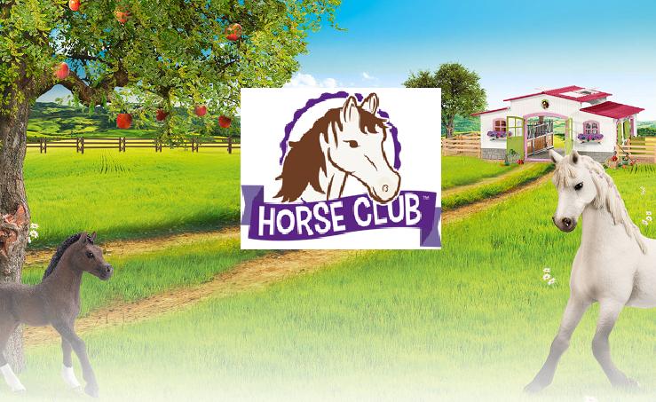 horse-club-schleich