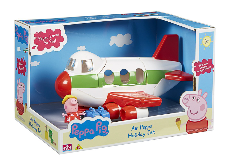 Nuevos juguetes de peppa pig de bandai para estas for Pepa en la piscina