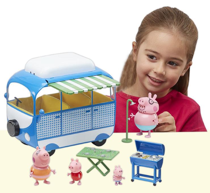 juguetes-Pepa-Pigg-bandai-Jugueteseideas