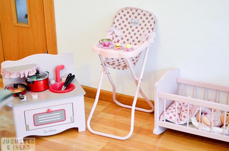 Cochecito para mu ecas de la nina diset blog de juguetes for Sillas para que coman los bebes