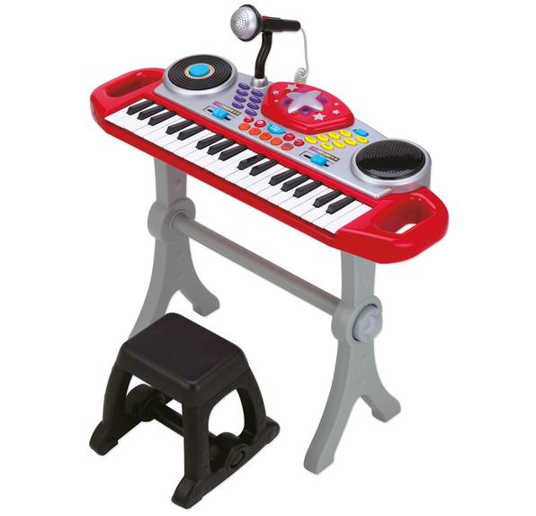 la-banda-piano-electrónico-con-taburete