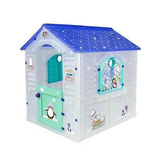 la casita de hielo de chico