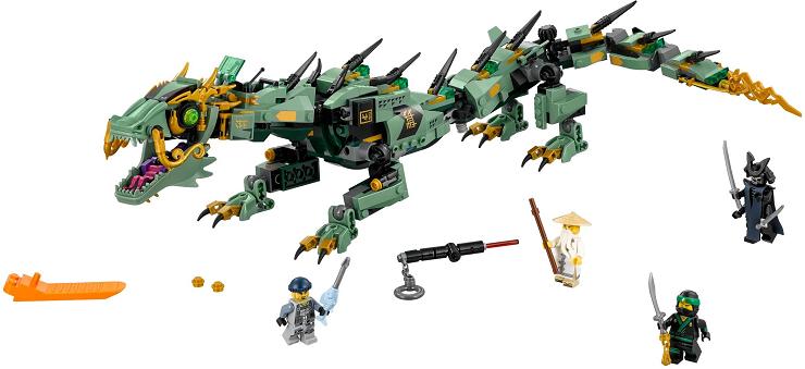 lego-ninjago-dragon-mecanico-verde
