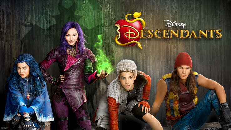 los-descendientes-disney