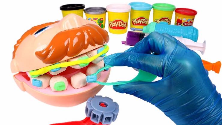 masa-play-doh-el-dentista-bromista
