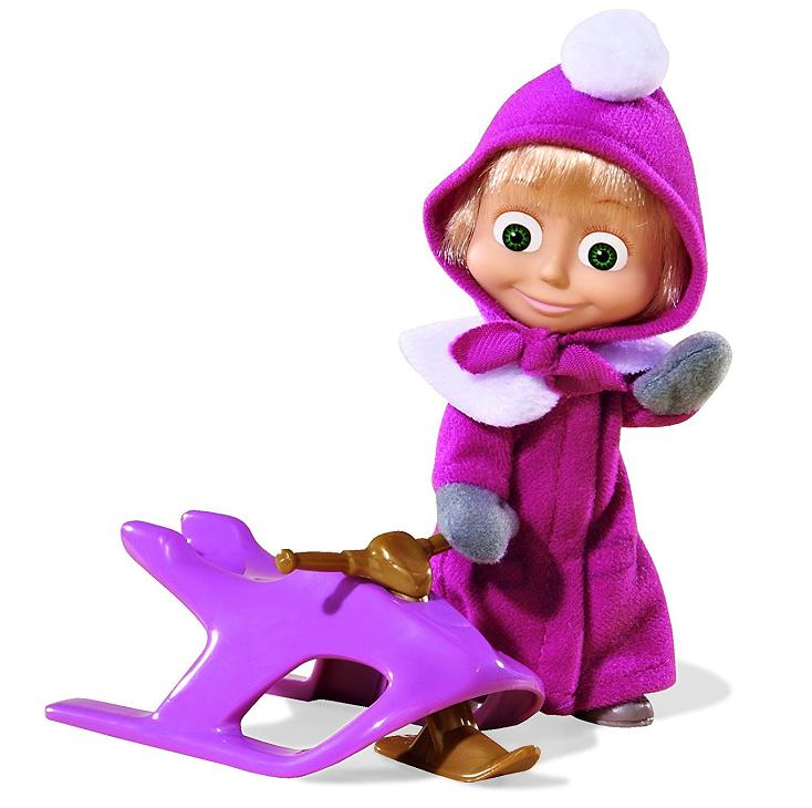 muñeca-masha-con-trineo-simba