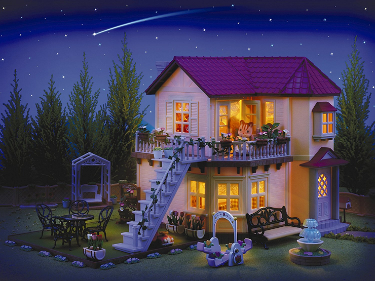 sylvanian-families-casa-ciudad-con-luces