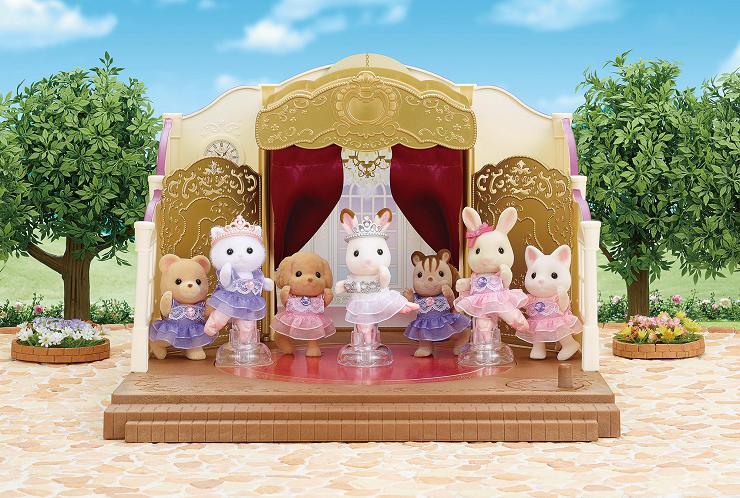teatro-de-ballet-sylvanian-families