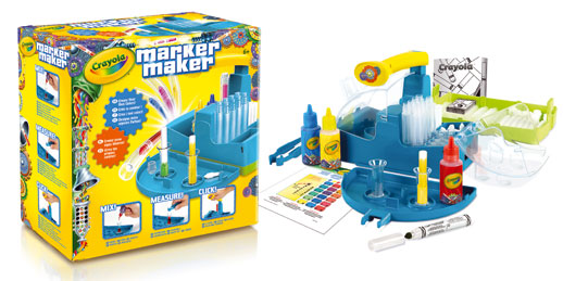 Crayola Marker Maker en Juguetes e Ideas