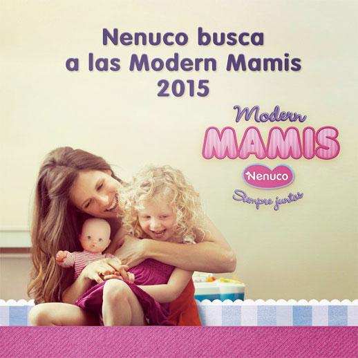 Modern Mamis de Nenuco en Juguetes e Ideas
