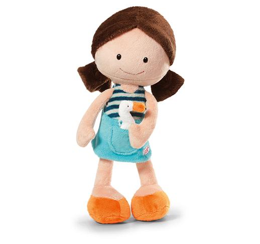 Muñecas de peluche NICI Wonderland_sorteo Juguetes e ideas-22
