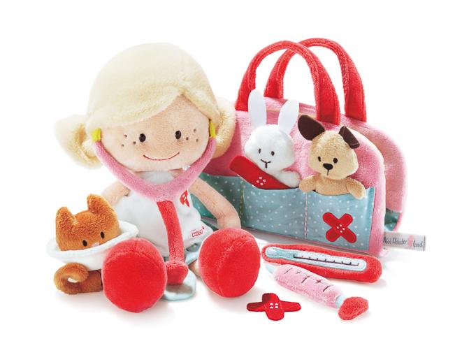 Muñecas de peluche NICI Wonderland_sorteo Juguetes e ideas-28