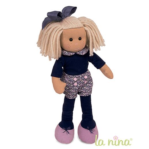 Muñecas de trapo y cocinitas de madera La Nina Diset_Juguetes e ideas-4