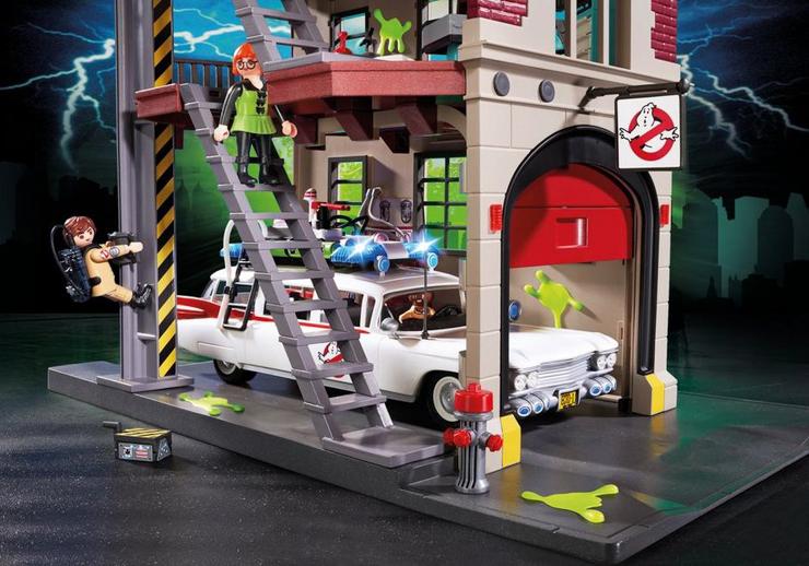 Playmobil-cazafantasmas-cuartel-parque-de-bomberos-ghostbusters-sorteo-Jugueteseideas-3
