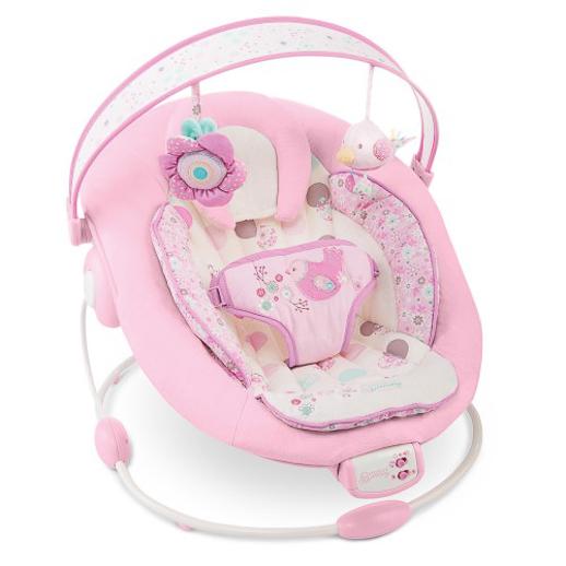 Pretty in pink Bright Starts hamaquita-confort-rosa