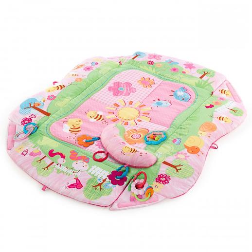 Pretty in pink area-de-juego-deluxe-rosa 2