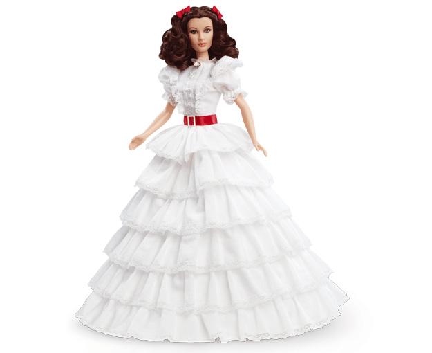 barbie-Scarlett-ohara-juguetes e ideas