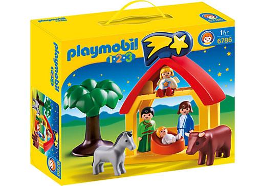 blog de juguetes_juguetes e ideas_belén de navidad de Playmobil
