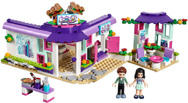 cafe-del-arte-emma-lego-friends