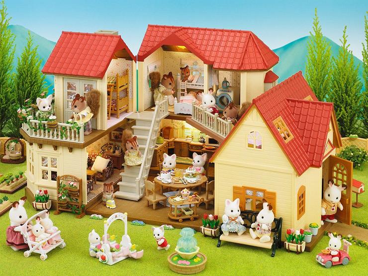 casa-ciudad-sylvanian-families-abierta