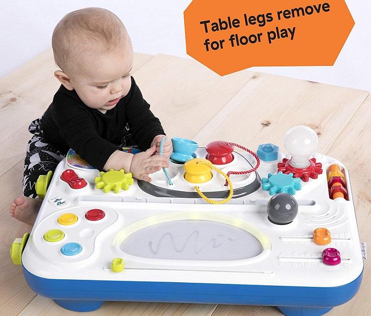curiosity-table-baby-einstein