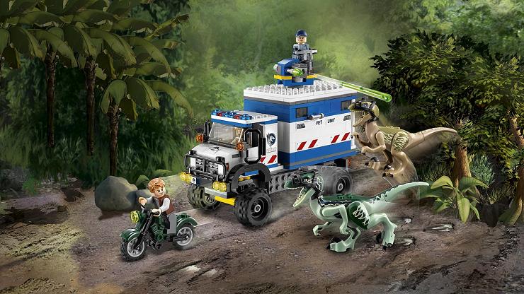 el-caos-del-raptor-jurassic-world-lego