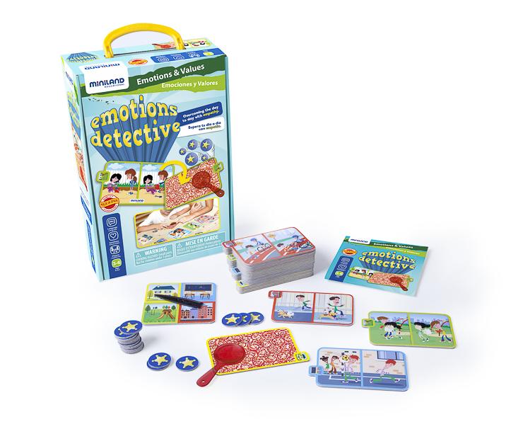 emotions detective-miniland-jugueteseideas