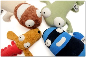 Muñecos infantiles, juguetes originales para niños